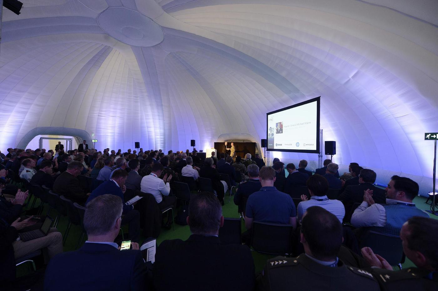 Welcome - ITEC 2019 - The international forum for the Military