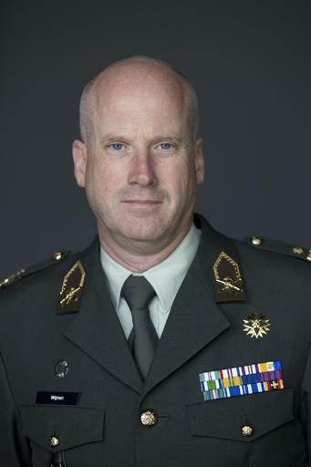 Major General Martin Wijnen