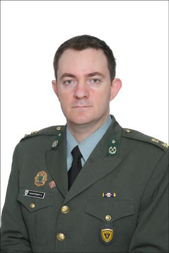 Major Nektarios Papantoniou