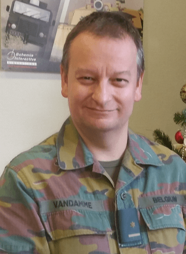 Major Jan Vandamme