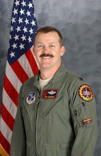 Lieutenant Colonel Troy Havener